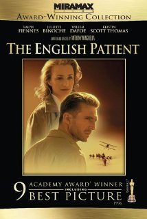 The English Patient - 1996 cover
