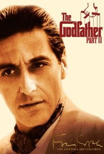 Godfather, The Part II - 1974 cover