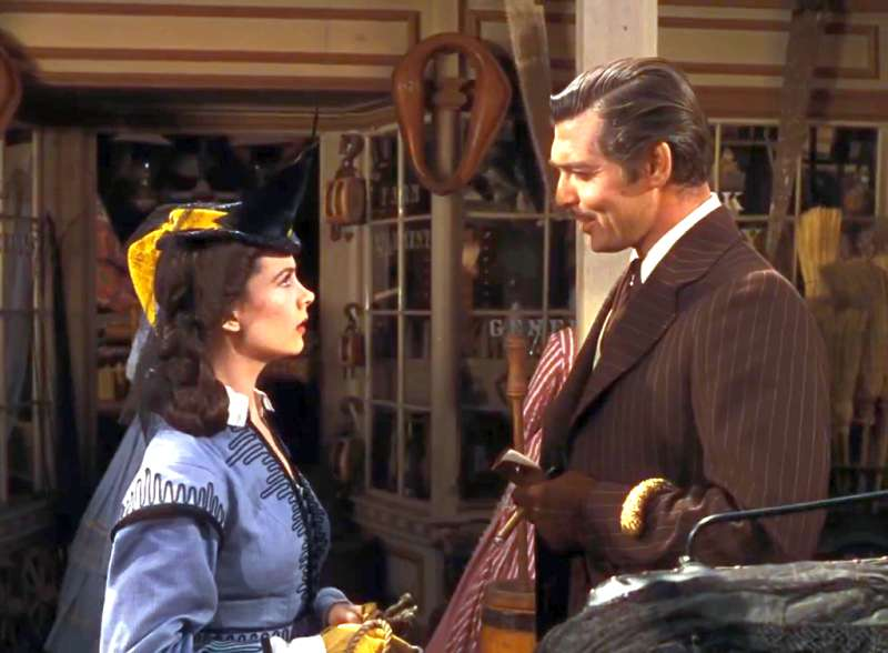 Gone With The Wind Frank Kennedy