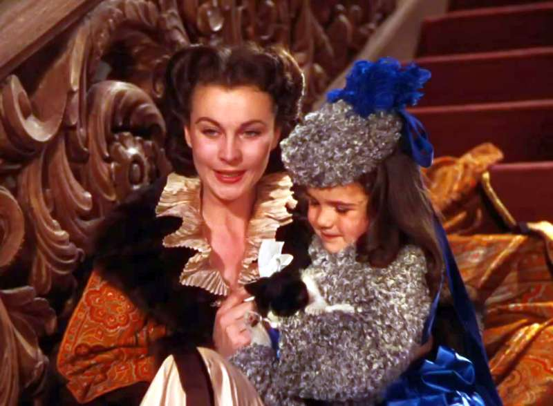 Bonnie In Gone With The Wind