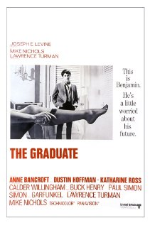 Graduate, The - 1967 cover