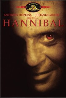 Hannibal - 2001 cover