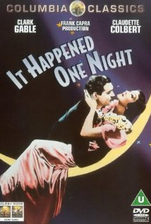 It Happened One Night - 1934 cover