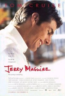 Jerry Maguire - 1996 cover