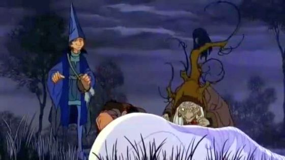 A real unicorn is not just a horse | The last unicorn