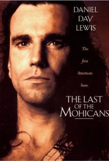Last of the Mohicans, The - 1992 cover