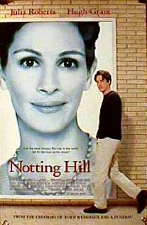 Notting Hill - 1999 cover