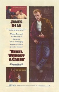Rebel Without a Cause - 1955 cover