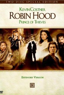 Robin Hood: Prince of Thieves - 1991 cover