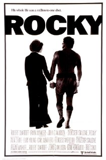 Rocky - 1976 cover