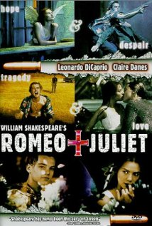 Romeo + Juliet - 1996 cover