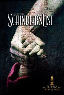 Schindler's List - 1993 cover