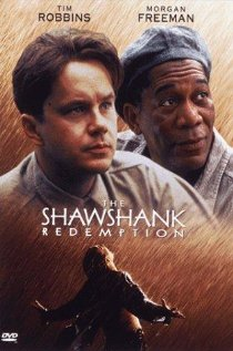 Shawshank Redemption, The - 1994 cover