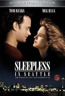 Sleepless in Seattle - 1993 cover