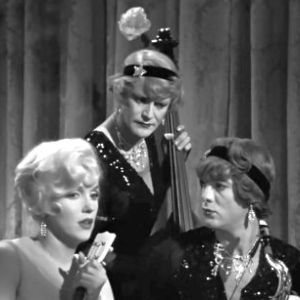 Some Like It Hot - 1959 cover