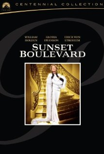 Sunset Blvd. - 1950 cover