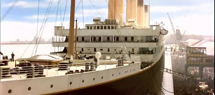 an introduction to the history of the unsinkable ship of dreams For more information on the 20th century maritime history of the north atlantic and on those who thought the titanic unsinkable,  layout of the ship titanic construction: building the.