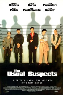 Usual Suspects, The - 1995 cover