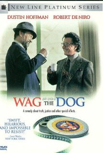Wag the Dog - 1997 cover