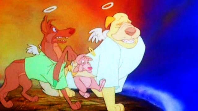 All Dogs Go To Heaven  Horn Scene