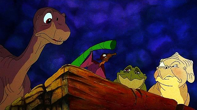 Image result for land before time 1988