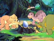 The Land Before Time II part 7 how did they get in