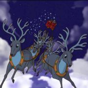 Santa's First Annual Christmas Sleigh Ride from Life and Adventures of Santa Claus (2000)