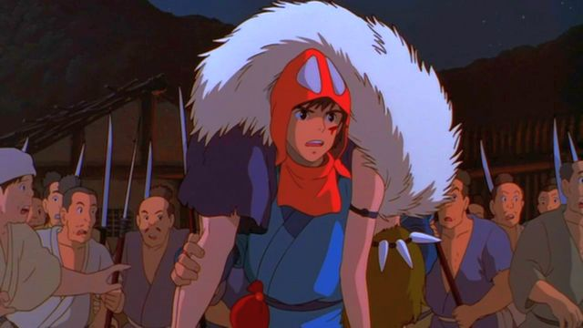 Princess Mononoke Part 4 Taking The Wolf Girl