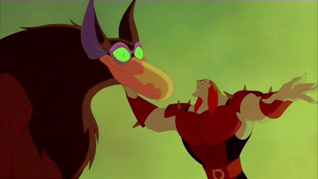 Quest for Camelot part...