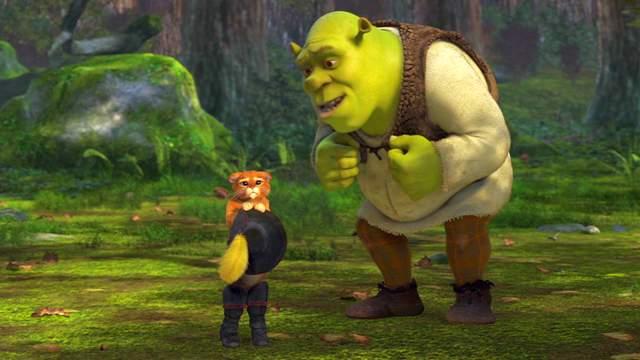 Shrek 2 Part 4 Little Father Son Time