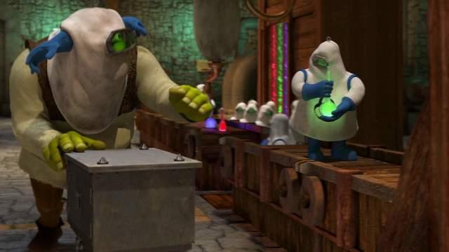 DVD.net : Shrek 2 - DVD Review