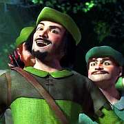 Merry Men from Shrek