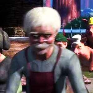 Shrek 2001 Film