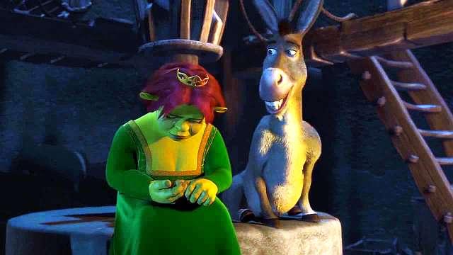 Fiona Donkey
