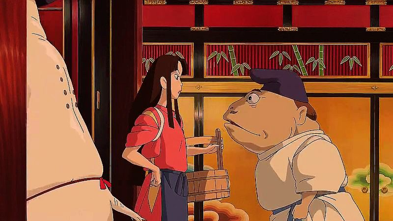 Spirited Away Quotes Gorgeous You Give Me A Job  Video Quotes Spirited Away