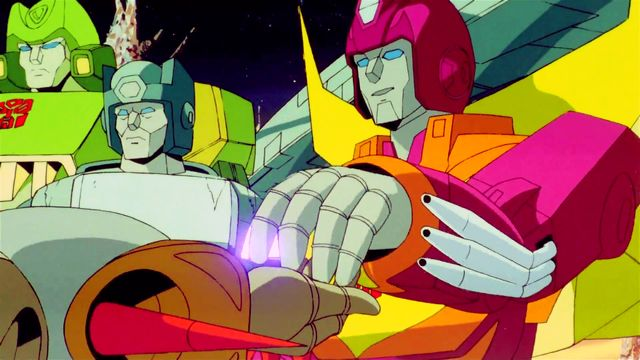 The transformers movie part 7 talk like that what was that universal greeting again m4hsunfo