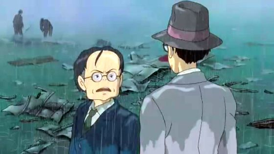 Regroup For Falcon Two Video Quotes From The Wind Rises