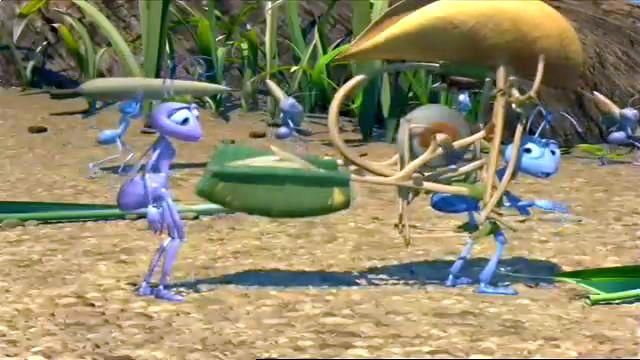 A Bug S Life 1998 Disney Movie