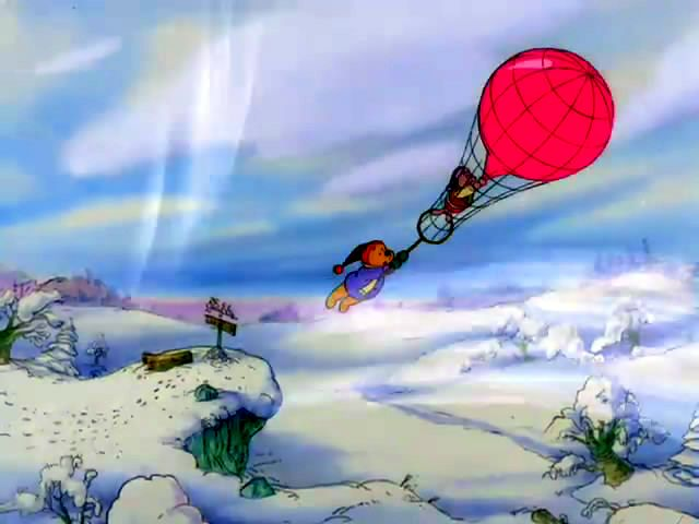 Winnie The Pooh And Christmas Too.A Very Merry Pooh Year Part 2 Ask Santa For A Present