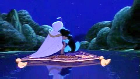 Let Me Share This Whole New World With You