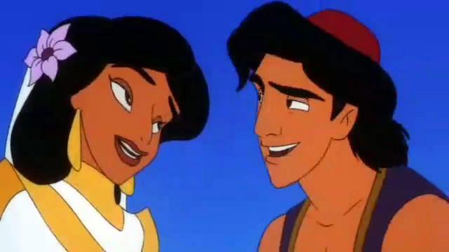 Jasmine And Aladdin Are Gonna Have A Wedding