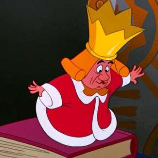 the queen of hearts alice in wonderland disney www
