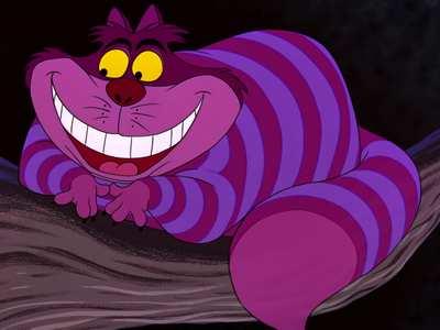 from Alice in Wonderland Alice In Wonderland Characters Original Cat