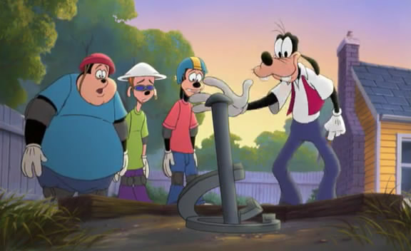 An Extremely Goofy Movie 2000
