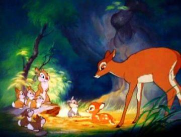 Bambi 1942 Disney Movie