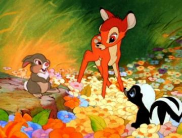 Bambi (1942) Disney movie
