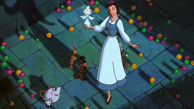 Beauty and the Beast: The Enchanted Christmas part 7 - I told you ...