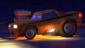 Cars 2006 Disney Movie