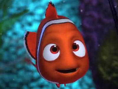I know where your son   Finding Nemo