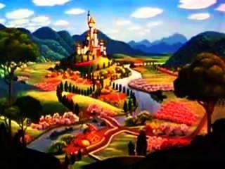 Disney Mickey Fun and Fancy Free